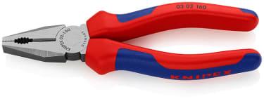 Плоскогубцы комбинированные KNIPEX KN-0302160