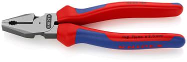 Плоскогубцы комбинированные особой мощности KNIPEX KN-0202180