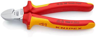Бокорезы VDE 1000V KNIPEX KN-7026160