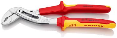 """KNIPEX ALLIGATOR® клещи переставные, VDE, 50 мм (2""""), под ключ 46 мм"""
