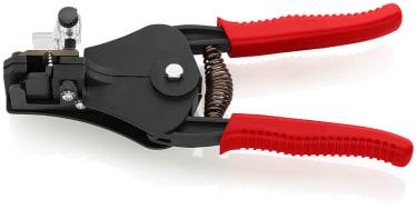 Стриппер с фасонными ножами KNIPEX KN-1221180