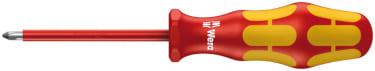 Изолированная крестовая отвертка WERA VDE, PH 3 x 150 мм
