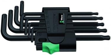 967 PKL/9 TORX® Набор Г-образных ключей, BlackLaser, 9 предметов