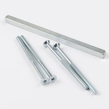 Крепеж для балконного гарнитура Blaugelb 1758 TS 67-72 мм (комплект)
