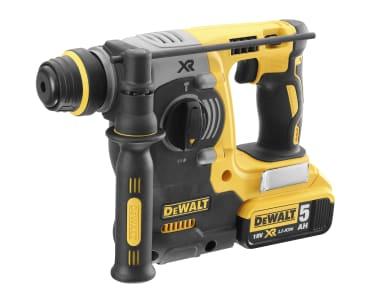 Бесщеточный перфоратор DEWALT SDS-plus 18 В, 26 мм, 400 ВТ, 2,1Дж, без аккумуляторов и ЗУ