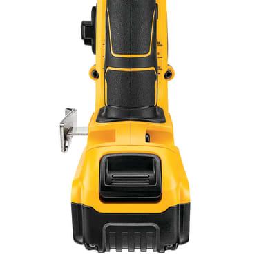 Беcщеточный перфоратор DEWALT SDS-plus 18 В, 26 мм, 400 Вт, 2,1 Дж, 5 Ач - photo 4