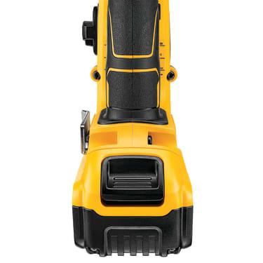Беcщеточный перфоратор DEWALT SDS-plus 18 В, 26 мм, 400 Вт, 2,1 Дж, 5 Ач - photo 5