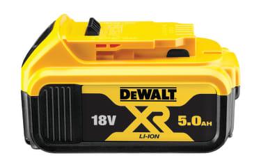 Аккумуляторная батарея DEWALT 18 В, 5 Ач