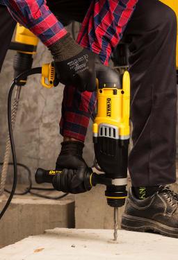 Перфоратор DEWALT D25143K-KS SDS-plus, 28 мм, 900 Вт, 3,2 Дж - photo 3