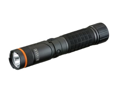 Фонарик аккумуляторный алюминиевый с изменяемым углом освещения STROXX 320 лм