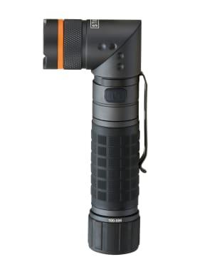 Фонарик аккумуляторный алюминиевый с изменяемым углом освещения STROXX 320 лм - photo 2