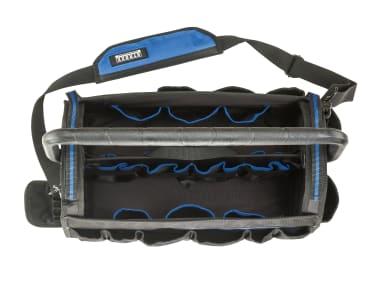 Сумка-органайзер для инструмента STROXX, 19 карманов, чёрная, 500x210x350 мм - photo 2