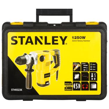 Перфоратор SDS-Plus STHR323K-RU Stanley, 1250 Вт, 3.5 Дж - photo 2