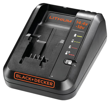 Зарядное устройство для 14.4-18 В батарей BLACK+DECKER BDC1A-QW