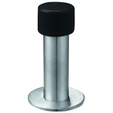 Ограничитель дверной настенный Stroxx 48х60 мм из нержавеющей стали
