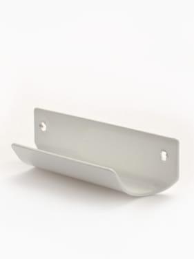 Ручка балконная Stroxx алюминиевая белая