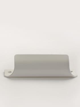 Ручка балконная Stroxx алюминиевая белая - photo 2