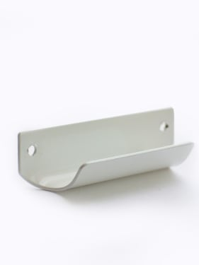 Ручка балконная Stroxx алюминиевая белая - photo 3