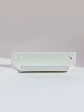Ручка балконная Stroxx алюминиевая белая - photo 4