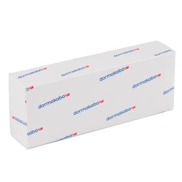 Евроцилиндр с вертушкой DORMA CBR-1 80 (40x40В) НИКЕЛЬ - photo 4