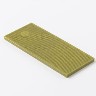 Рихтовочная пластина 47*100*4 мм (желтая) 50 шт.