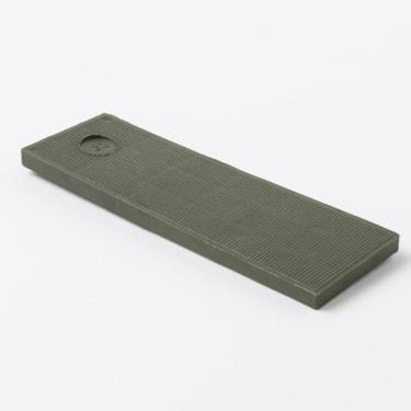 Рихтовочная пластина 34*100*5 мм (зеленая) 50 шт.
