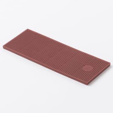 Рихтовочная пластина 38*100*3 мм (красная) 50 шт.