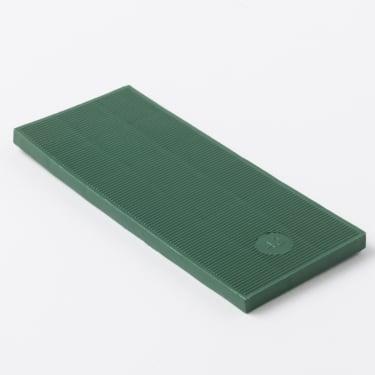 Рихтовочная пластина 38*100*5 мм (зеленая) 50 шт.