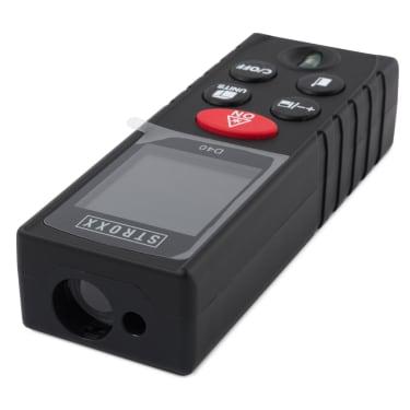 Дальномер лазерный STROXX 100-336 D40 с чехлом - photo 3