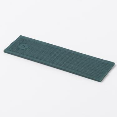 Рихтовочная пластина 34*100*2 мм (синяя) 50 шт.