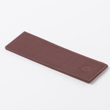 Рихтовочная пластина 34*100*3 мм (красная) 50 шт.
