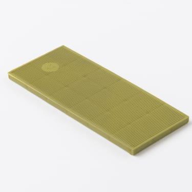 Рихтовочная пластина 42*100*4 мм (желтая) 50 шт.