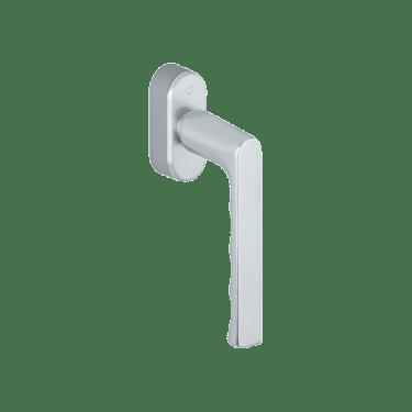 Ручка оконная Hoppe HAMBURG SecuForte®, штифт VarioFit 32-42 мм ,серебристая - photo 2