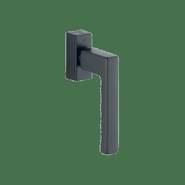 Ручка оконная Hoppe TOULON SecuForte®, штифт 32-42 мм., чёрная матовая - photo 2