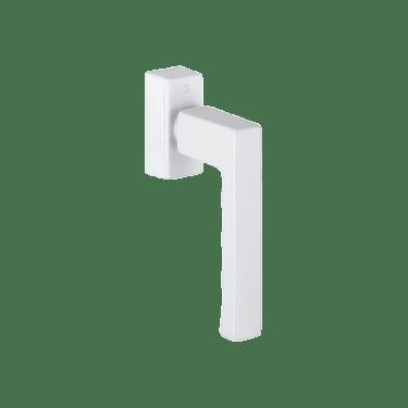 Ручка оконная Hoppe TOULON SecuForte®, штифт 32-42 мм., белая - photo 2