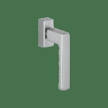 Ручка оконная Hoppe TOULON SecuForte®, штифт 32-42 мм., матовая сталь - photo 2