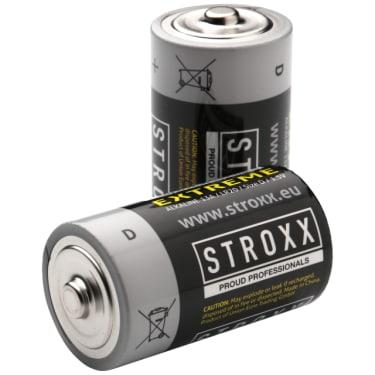 Алкалиновые (щелочные) батарейки D / LR20 / 13A, 2 шт. в блистере, STROXX - photo 3