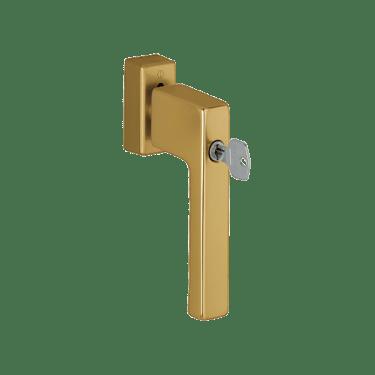 Ручка оконная с ключом Hoppe TOULON SecuForte®, штифт 32-42 мм., бронза - photo 5