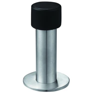 Ограничитель дверной настенный Stroxx 48х26 мм. из нержавеющей стали