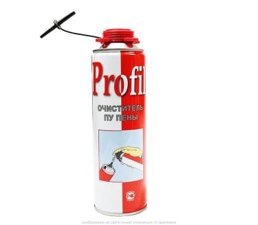 Очиститель монтажной пены Soudal Profil 400 мл.
