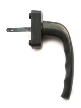 Ручка оконная Hoppe New York Secustik,серый антрацит, штифт VarioFit 32-42мм - photo 3