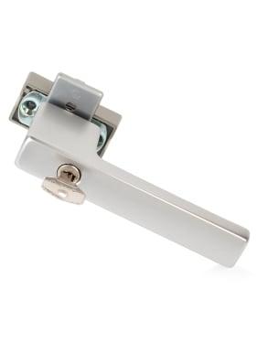 Ручка оконная с ключом Hoppe TOULON SecuForte®, штифт 32-42 мм, сталь