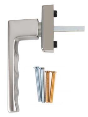 Ручка оконная Hoppe TOULON SecuForte®, штифт 32-42 мм, сталь - photo 4