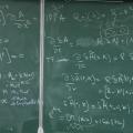 Enseignante donne cours niveau collège lycée superieur en physique chimie