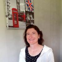Professeure d'anglais titulaire de la licence et du TOEIC donne cours