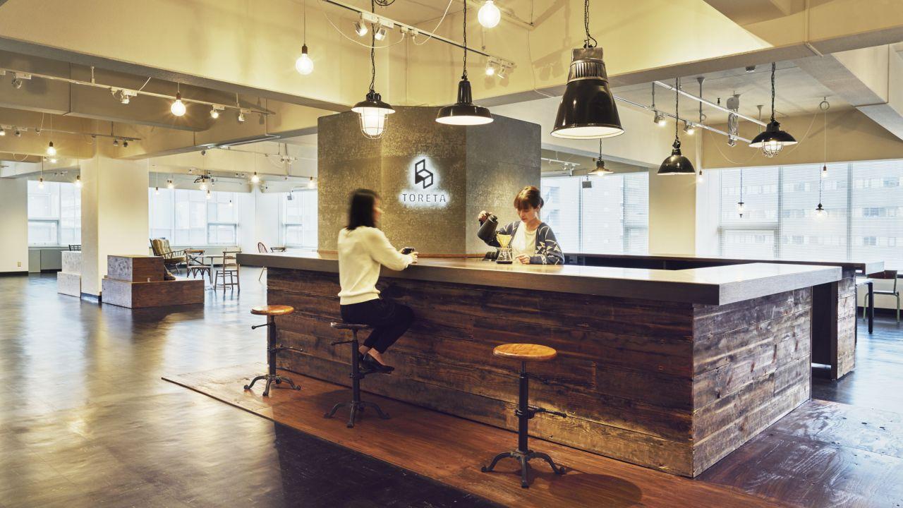 トレタのSREリーダーとコーヒーを飲みながらオフィスで話しませんか?