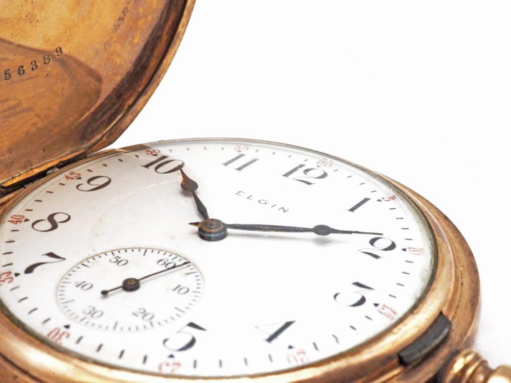 【お知らせ】時計工房の臨時休業について