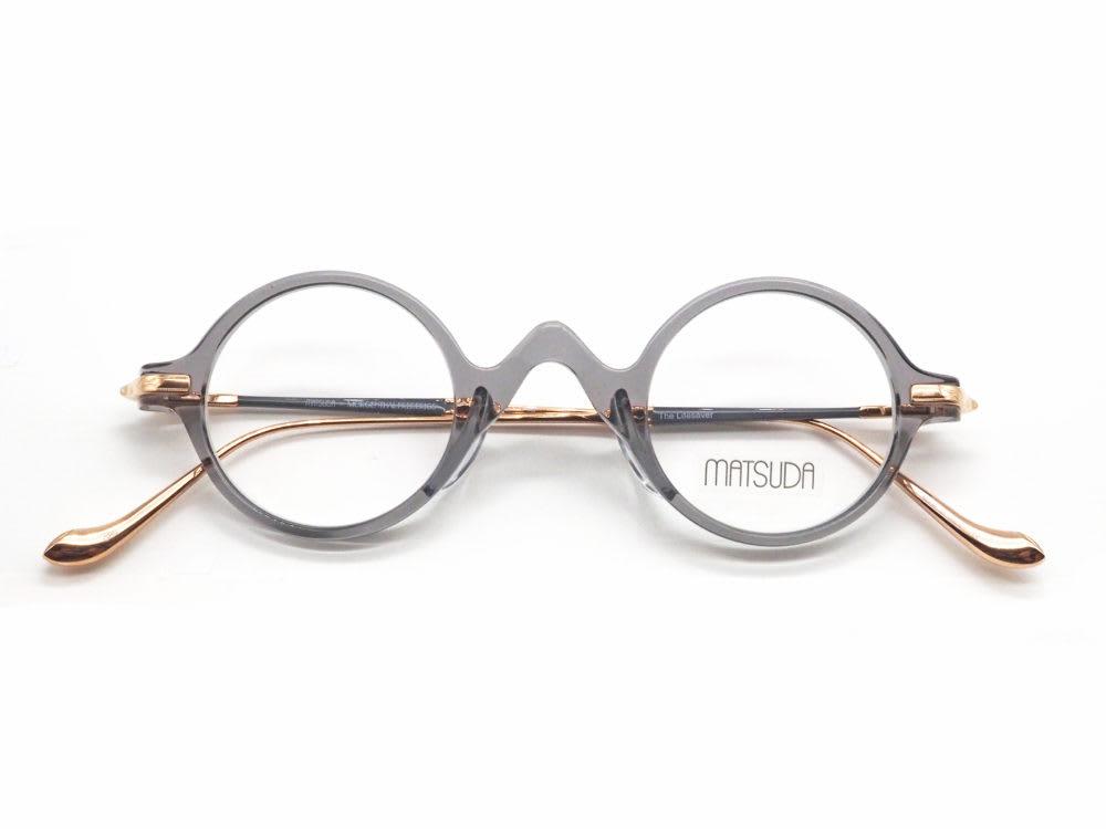 MATSUDA eyewear ×  Morgenthal Frederics, The Lifesaver 眼鏡工房久保田