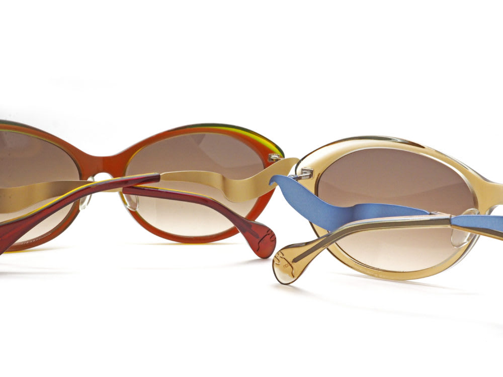 春のお散歩にサングラスを② KAMURO, brise