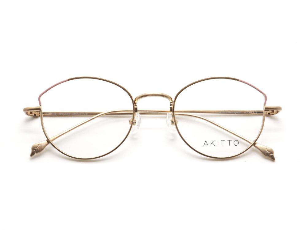 AKITTO, pin13 眼鏡工房久保田